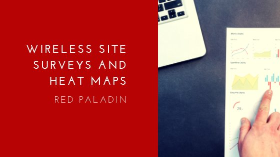 red paladin banner on site surveys and heatmapping