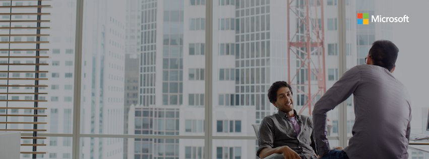 microsoft azure within the industry banner image